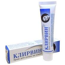 Kem hỗ trợ trị sẹo Klirvin chính hãng của Nga