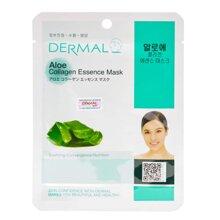 DERMAL Mặt Nạ Dermal Tinh Chất Collagen Với Chiết Xuất Lô Hội 23g