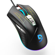 Mouse Fuhlen Nine Series G93S RGB Gaming Black USB