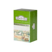 Trà Nhài Anh Quốc AHMAD Jasmine Green Tea 50g (25 túi x2g)
