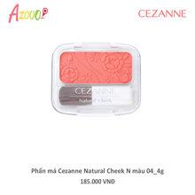 Phấn má Cezanne Natural Cheek N màu 04 4g_02949