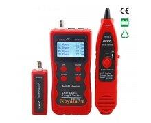Thiết bị đo và dò tìm cáp mạng, điện thoại cáp Camera NF-868