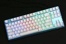 Bàn phím cơ Fuhlen SM680R RGB Royal Blue Blue switch
