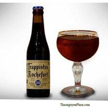 Bia Trappistes Rochefort 10 – chai 330ml ( 11.3% )