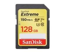 Thẻ nhớ SDXC SanDisk Extreme U3 V30 128GB