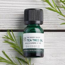 Tinh dầu trị mụn kháng khuẩn Tea Tree Oil The Body Shop
