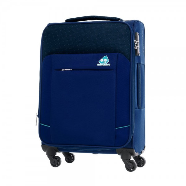 Vali vải Kamiliant DJ3*01007 Motivo TSA - Size Đại 81/30 Exp - Màu Xanh