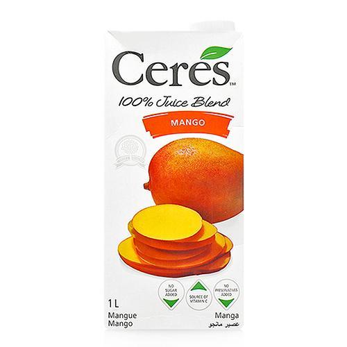 Nước ép hỗn hợp xoài Ceres hộp 1 lít