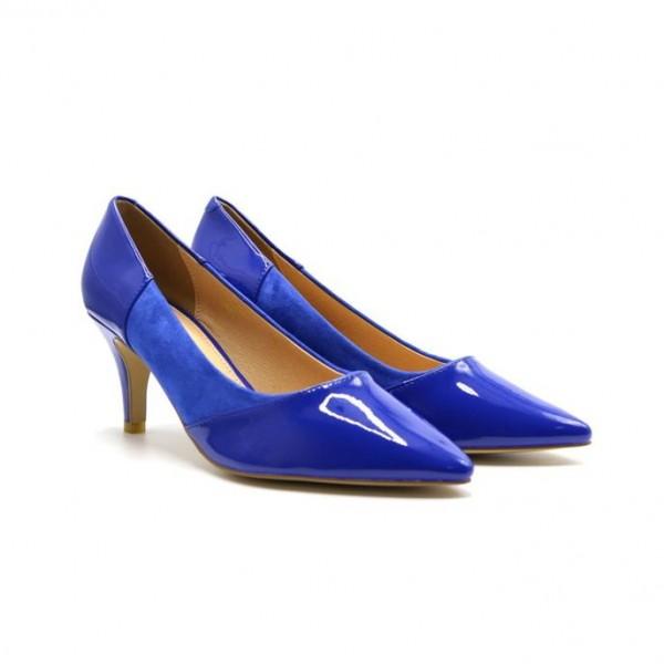 Giày Bít Nhọn Thời Trang BN0022 Sablanca