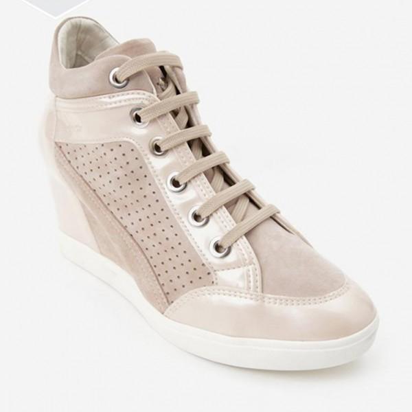 Acumulación inestable de ahora en adelante  Giày Sneakers Geox D Eleni C - Online Friday 2021