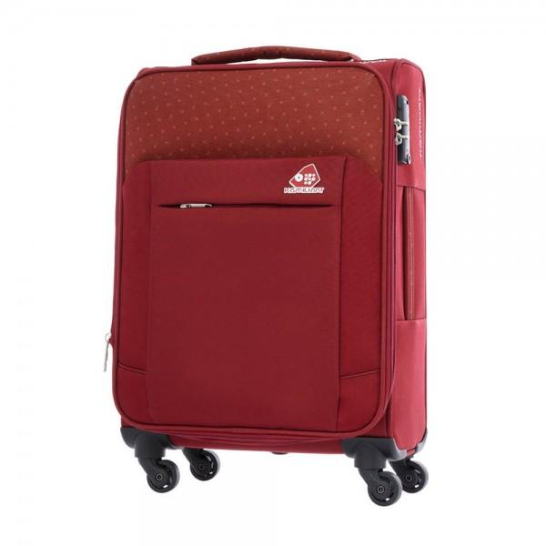 Vali vải Kamiliant DJ3*43007 Motivo TSA - Size Đại 81/30 Exp - Màu Đỏ