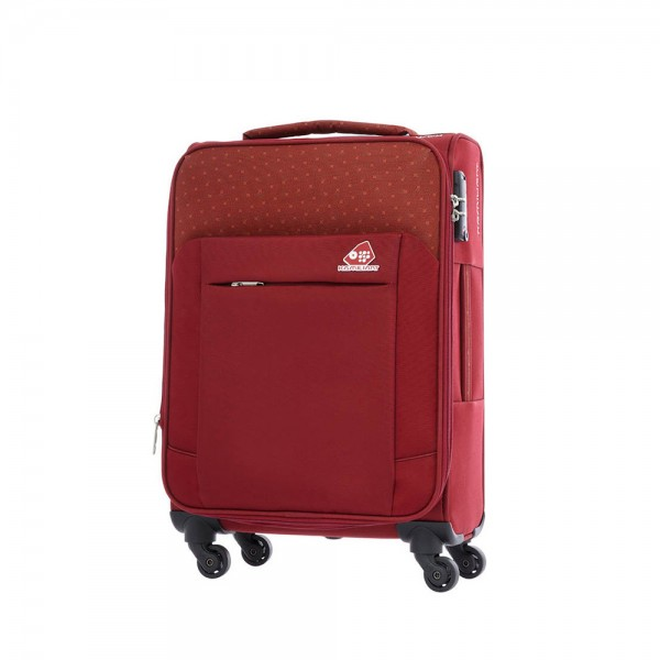 Vali vải Kamiliant DJ3*43006 Motivo TSA - Size Trung 70/26 Exp - Màu Đỏ