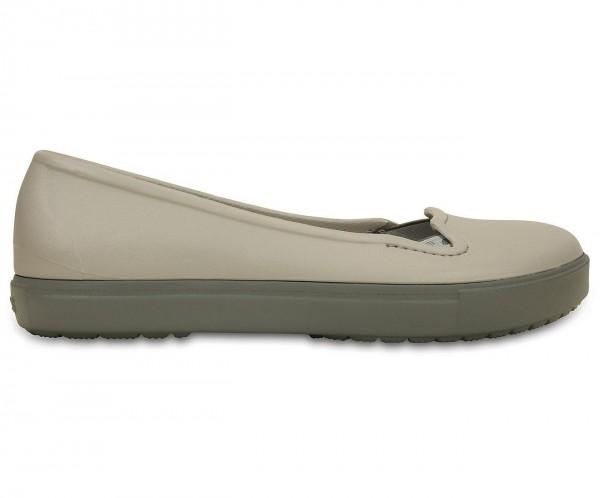 Giày Nữ Crocs Nâu xám