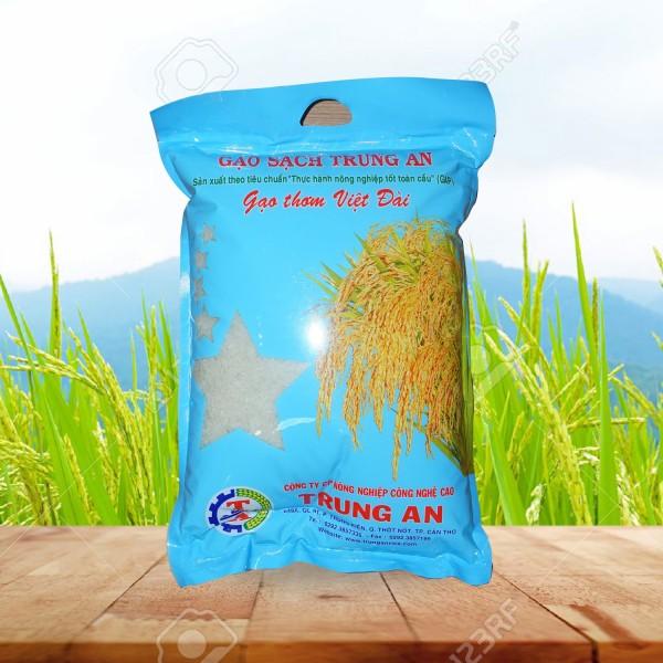 Gaọ Thơm Việt Đài - ĐS Cần Thơ 5kg/túi