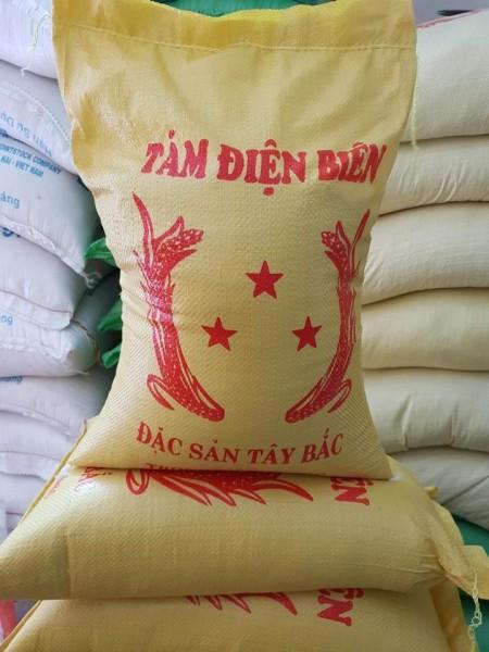 Gạo TámThơm Điện Biên