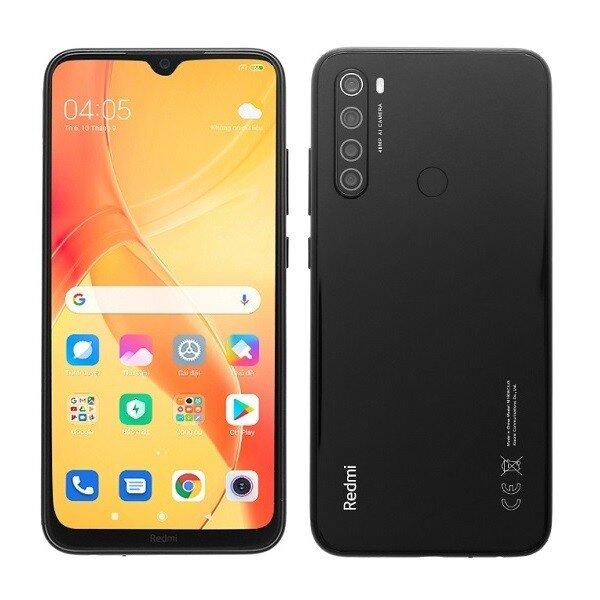 Điện Thoại Di Động Xiaomi Redmi Note 8 (4-64) Black