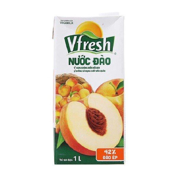 Nước Đào Vfresh Necta 1L