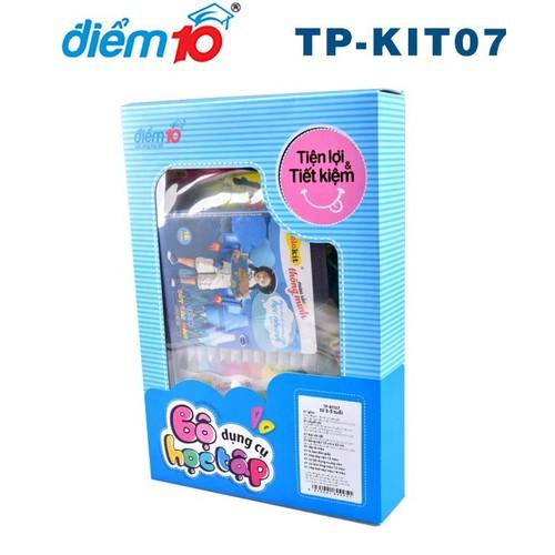 Bộ dụng cụ Điểm 10 danh cho tiểu học TP-KIT - KIT7-14