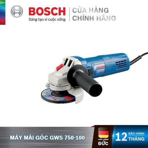 Máy mài góc Bosch GWS 750-100 - 3165140793339