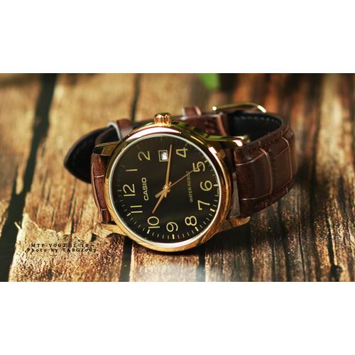 Đồng hồ nam Casio MTP-V002GL-1BUDF chính hãng - MTP-V002GL-1BUDF
