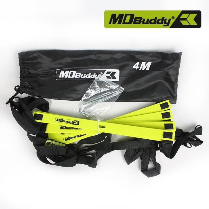 Dây thang tập luyện bộ pháp MDBuddy MD1340 - 4 mét